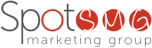spot marketing logo